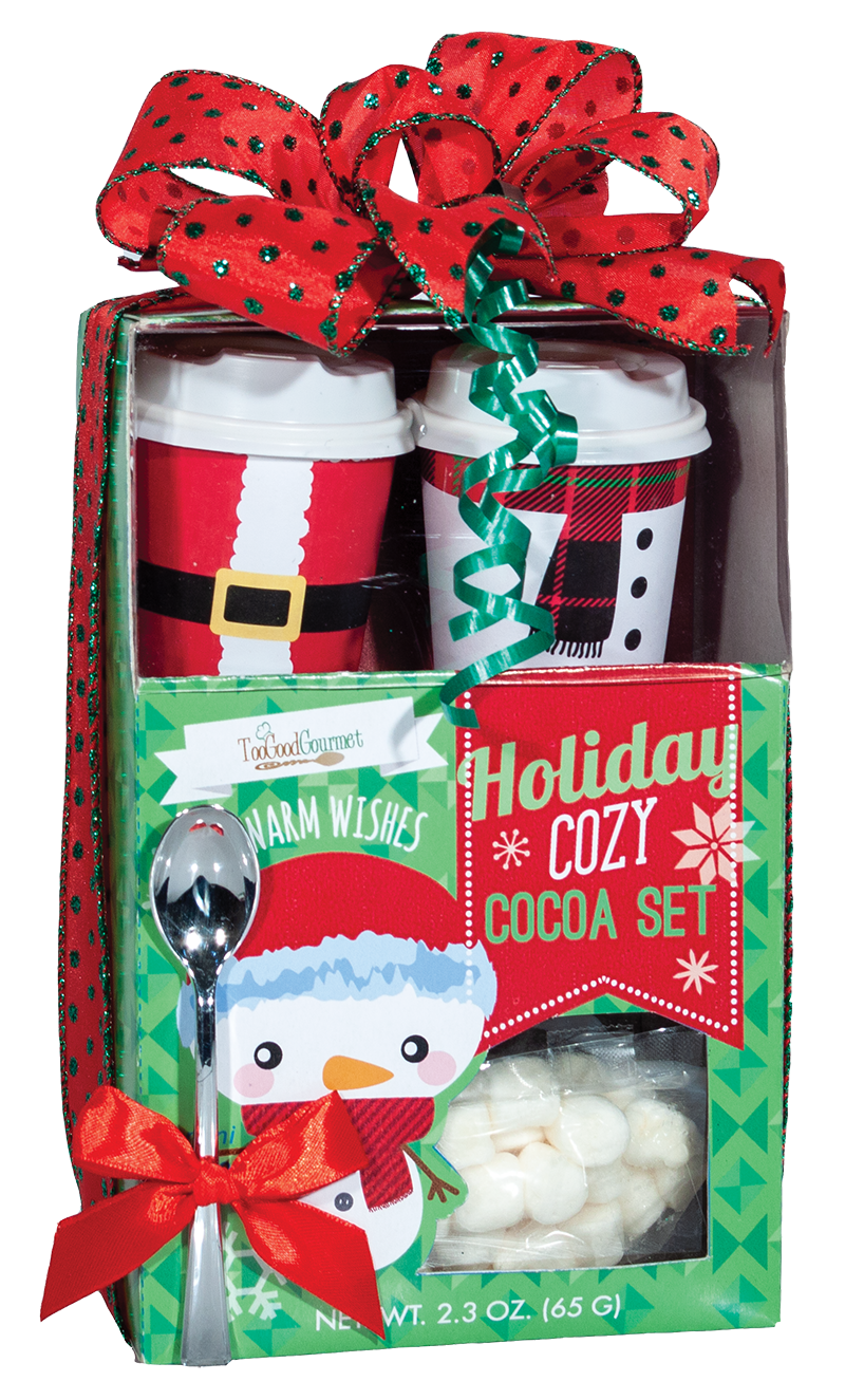 Holiday Coozy Cocoa